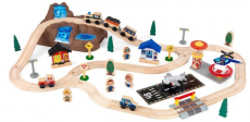 Wow! Get This KidKraft Bucket Top Mountain Train Set Only $27.96 On Amazon! Normally $133.57!