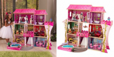 KidKraft Once Upon A Time Dollhouse ONLY $109.74 Shipped! (Reg $340)