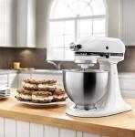You Could Win A KitchenAid 4.5 Qt. Classic Stand Mixer!