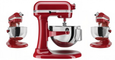 RUNNNN! KitchenAid Stand Mixer ONLY $199.99 Shipped!!!
