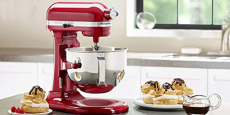 KitchenAid Professional Lift Stand Mixer ONLY $209.00 Shipped! (Reg $390)
