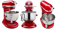 Wow! KitchenAid Professional 5 Plus Series Stand Mixer Only $219.99 Shipped!