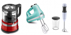 KitchenAid Small Kitchen Appliances Just $17.50/Each! (Reg $60)
