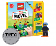 Klutz Lego Make Your Own Movie Activity Kit $10.63 (REG $24.99)