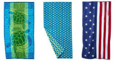 Score Beach Towels For Just $6.79/Each At Kohl's!