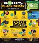 Kohl's Black Friday Ad for 2018!