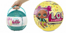 L.O.L. Surprise! Pearl Style 1 Unwrapping Toy Only $29.99 Shipped!