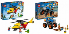 LEGO City Great Vehicles Building Sets Starting At Just $15.99!