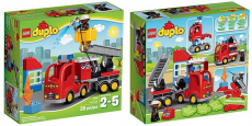 LEGO DUPLO Town Fire Truck Building Kit just $15.99 (reg $25)