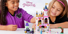 LEGO Disney Princess Sleeping Beauty's Fairytale Castle Only $31.99 Shipped!