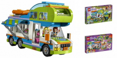 LEGO Friends Mia's Camper Van Building Kit Only $43.99 Shipped!