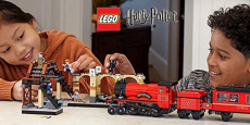 Lego Harry Potter Sale – Hogwarts Express only $64.00 Shipped!
