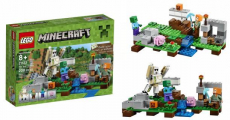 LEGO Minecraft The Iron Golem Building Kit Just $14.92!