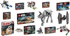 HUGE Savings On LEGO Star Wars Sets Starting At Just $7.99!