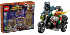 1960s LEGO Batman Batcave Classic TV Series Set $100 Off + Free Shipping!