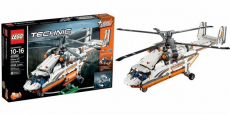 LEGO Technic Heavy Lift Helicopter Only $98.88 Shipped! Reg $140!!!