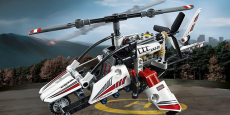 LEGO Technic Ultralight Helicopter Building Set just $13.99 (Reg $20)