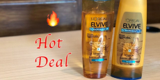 FREE L'Oreal Elvive Shampoo or Conditioner at Walmart!