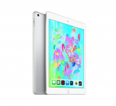 Latest Apple iPad Silver 128GB $329 (REG $429)
