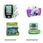 Amazon Lightning Deals: Everything LeapFrog- LIVE Every Hour!