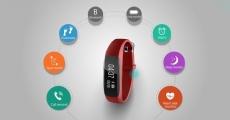 HOT! Lenovo HW01 Heart Rate Monitor Fitness Tracker Just $19.80 Shipped!
