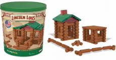 LINCOLN LOGS 100th Anniversary All-Wood Piece Set Only $24.99!