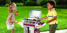 Little Tikes Backyard Barbeque Grill Just $30.99 Shipped! (Reg $70)