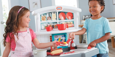 Little Tikes Cook With Me Kitchen Just $59.99 Shipped! (Reg $73)