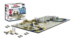 Nice! London 4D Cityscape Puzzle Only $20.32!