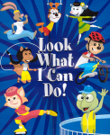 FREE Children's Book: Look What I Can Do!