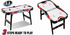 MD Sports 48-Inch Air Powered Hockey Table ONLY $14.99! (Reg $40)