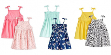 HOT – Macy's Clearance on Sundresses and PJ's only $2.56!