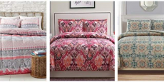 3-Piece Comforter Sets Just $19.99 At Macy's!