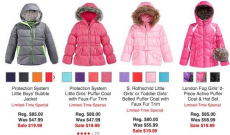 Kid's Outerwear 50% Off At Macy's! Coats and Jackets Only $19.99!