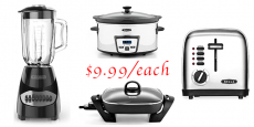 Macy's: Small Kitchen Appliances ONLY $9.99! (Reg $45)