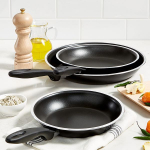 Tools of the Trade 3-Piece Fry Pan Set only $7.99 (82% off)
