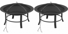 Mainstays 28″ Fire Pit ONLY $29.44! (Reg $50)