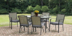 Mainstays Oakmont Meadows Patio Dining Set ONLY $239.00 Shipped!