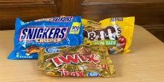 RUN – 3 Free Snickers Fun Size with Sale on Mars Candy Bags!