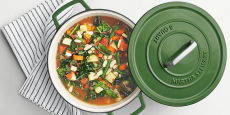 Martha Stewart Cast Iron 6-Qt Casserole Dishes Only $49.99 (reg $180) Shipped!