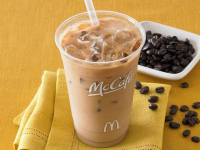 Possible Free Iced Coffee At McDonald's!