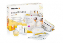Free Medela Breastfeeding Product Sample Box