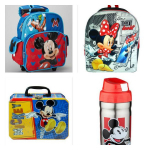 Mickey and Minnie Mouse Backpacks, Lunch Boxes, Clothing and Toys Up to 65% off Sale!