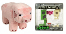 Minecraft Toys Starting At Just $7.99 Shipped!
