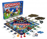 Monopoly Gamer The Hedgehog Edition Board Game $9.53 (REG $24.99)