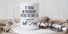 Super Cute Mother's Day Mugs Just $11.99!