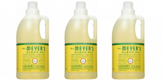 Mrs. Meyer's Laundry Detergent Only $8.00 Shipped!