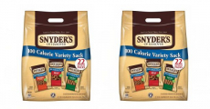 Amazon: Snyder's of Hanover 100 Calorie Variety Packs Just $0.29/Bag Shipped!