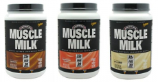 Muscle Milk Protein Powder 2.47lb Containers Just $8.99/each!