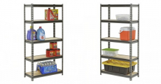Muscle Rack 5-Shelf Boltless Steel Shelving Unit Just $32.99 Shipped!